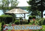 """Pod Szczupakiem"" (""At the Pike""). Vacation in Poland by the Pile Lake."
